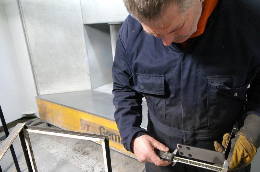 Fabrication Industry - KMA Shot Blasting UK