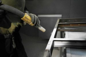 Powder-Coating - KMA Shot Blasting