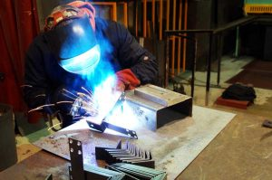 Welding - KMA Shot Blasting UK