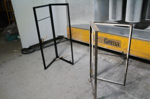 Powder Coating-7- KMA Shot Blasting UK