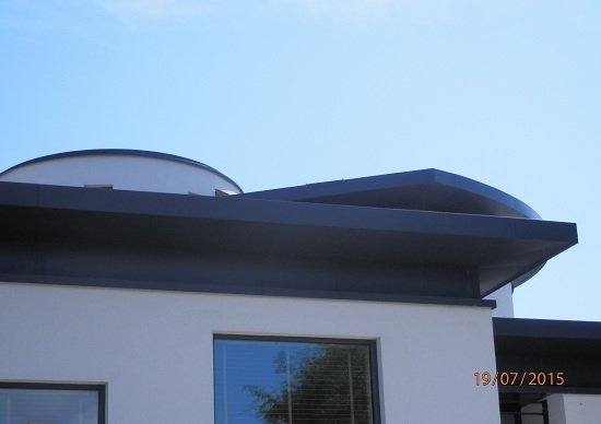 Cappings, Fascias and Soffits Elms Ave - KMA Shot Blasting UK