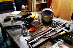 Welding Tools - KMA Shot Blasting UK