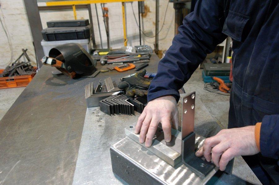 welding - KMA Shot Blasting UK